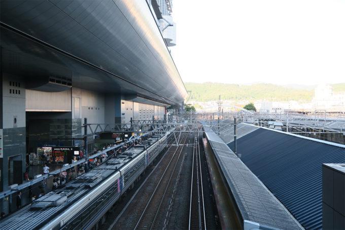 20_京都駅に戻ってきました