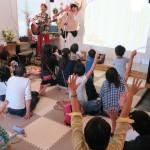 【NEKTON 藤沢】コワーキングスペースが親子カフェに!赤ちゃんも両親も一緒にライブ体験♪