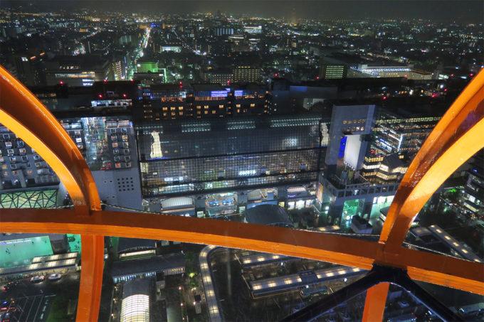33_眼下に見下ろす京都駅