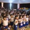 城徳学園いそべ幼稚園で未就園児とママ+園児のみんなへコンサート☆3度目のシタール!