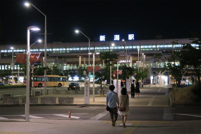 23_新潟の夜は更けていきます