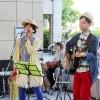 サプライズ出演☆高槻・唄まきStatioN「音のわLIVE」ストリートイベントに飛び入り参加☆