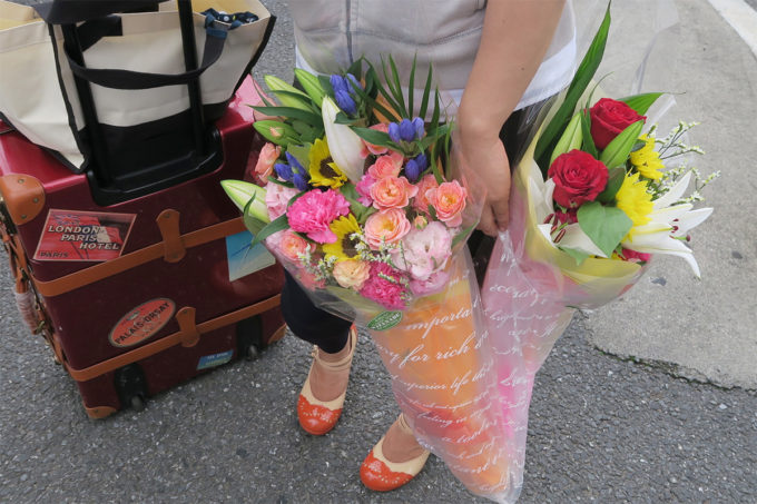 14_いっぱいの花束をありがとう
