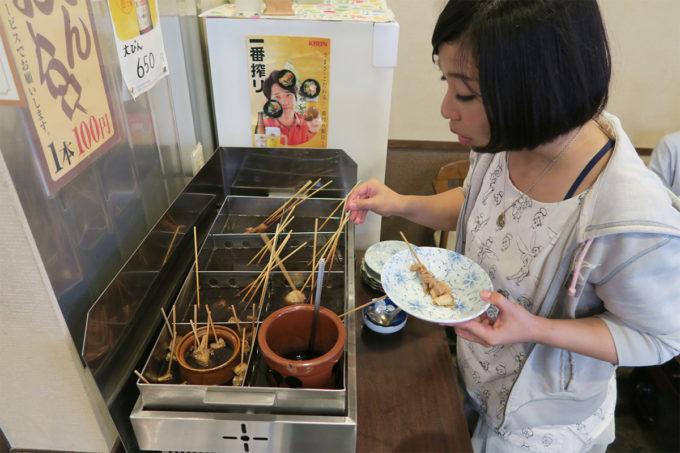 65_成田屋さんのおでんコーナー