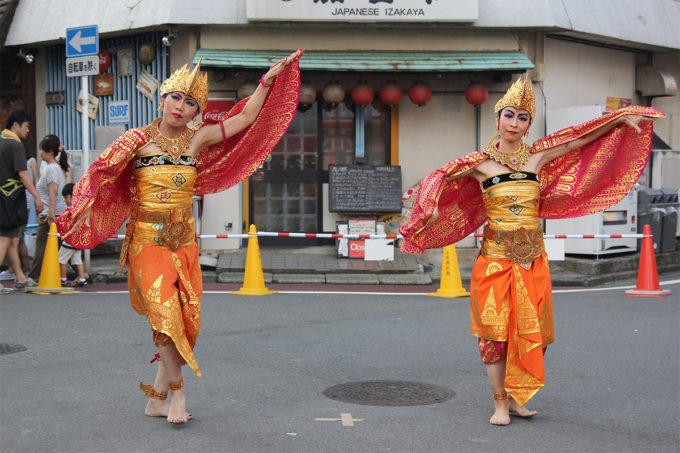 28_バリ島の踊り