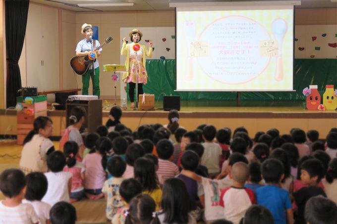 08_ケチャマヨのコンサートがはじまります