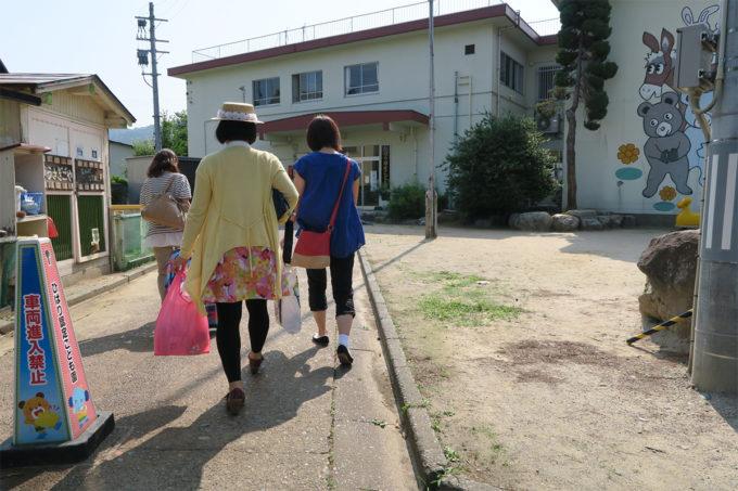 01_新潟県小千谷市・ひばり認定こども園に到着