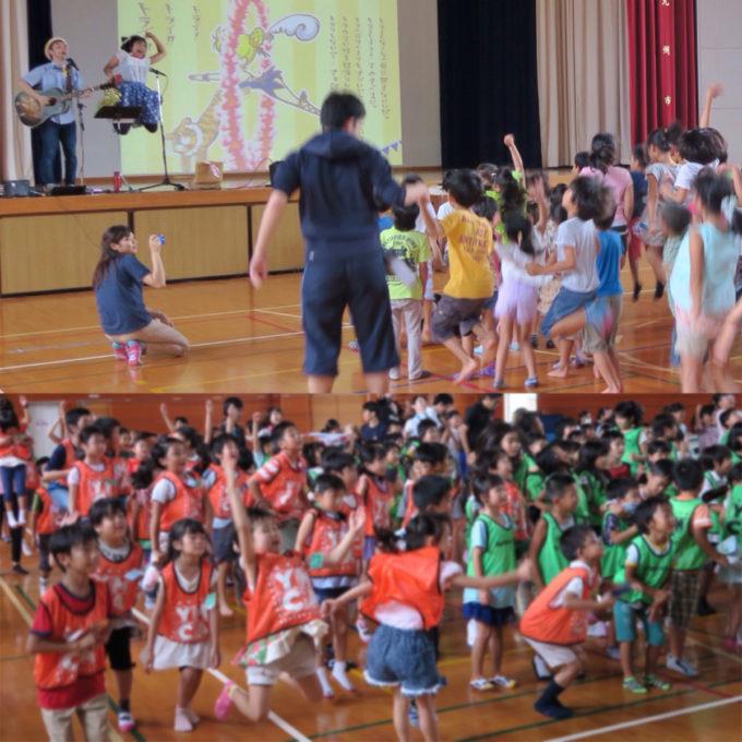 北九州YMCAサマースクール20150828