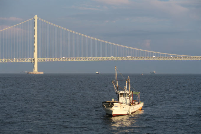 52_明石海峡大橋に近づいて