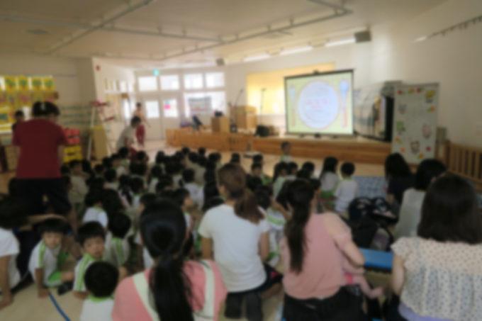 09_子どもたちが集まってきました