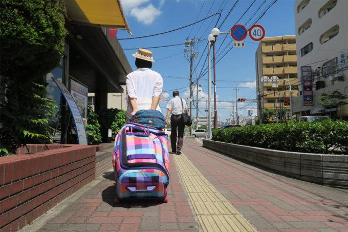 32_大阪砂漠を歩く旅人