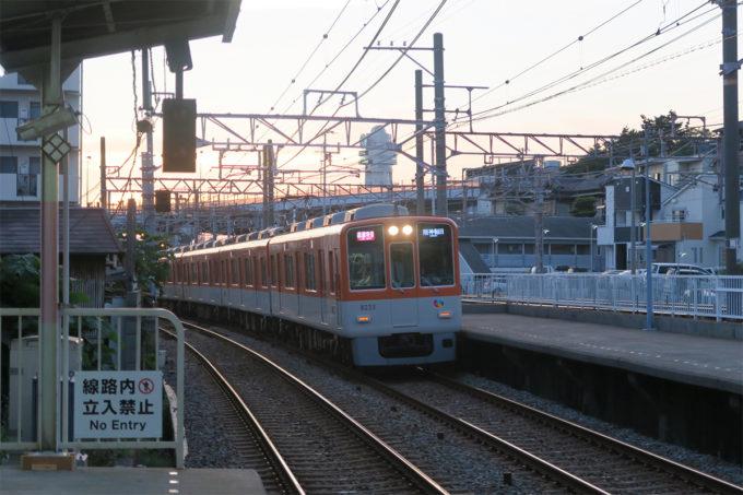 63_ひさしぶりに乗る山陽電車