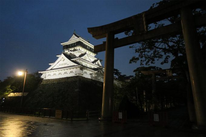 42_小倉城と八坂神社