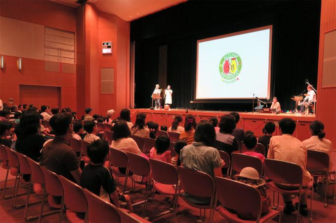 38_ケチャマヨのコンサートが始まります