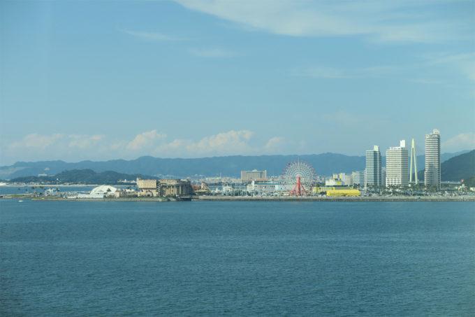 19_和歌山マリーナシティが見えた