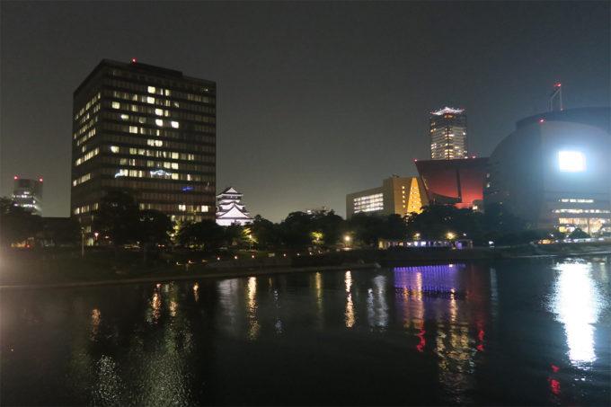 43_小倉城とリバーウォーク