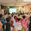 東京都台東区・三筋保育園への出張ファミリーコンサート♪
