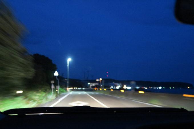 68_めっきり夜