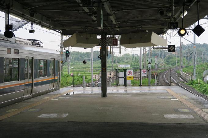 03_ちょっとのどかな長尾駅へ