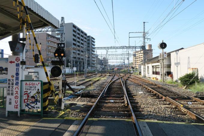 03_橿原神宮前駅からスタート