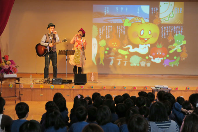 70_中沢保育園創立50周年記念ケチャマヨコンサート