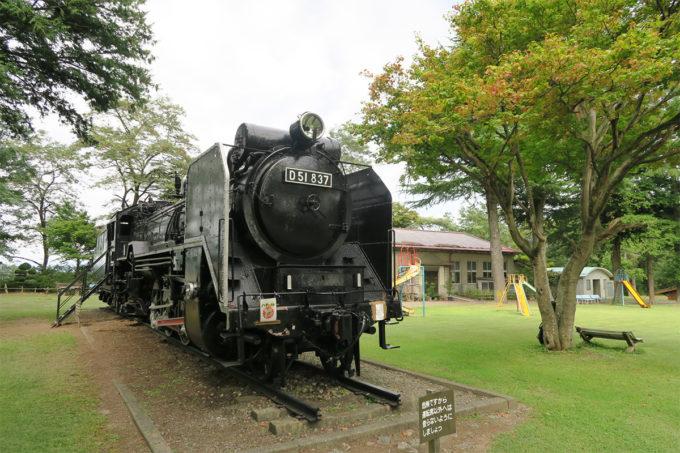 28_機関車D51もあったよ