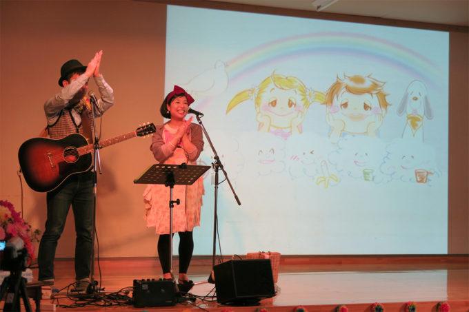62_中沢保育園創立50周年記念ケチャマヨコンサート