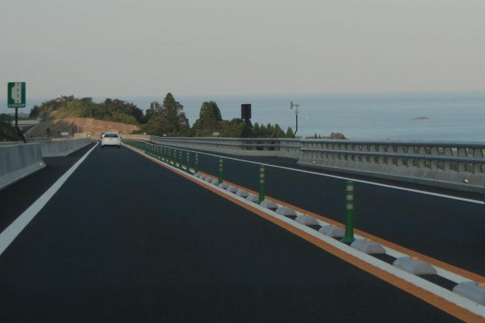 85_東九州自動車道が開通していました