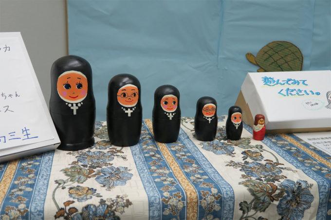 14_ウルスラ祭の文化祭的なコーナーもありました