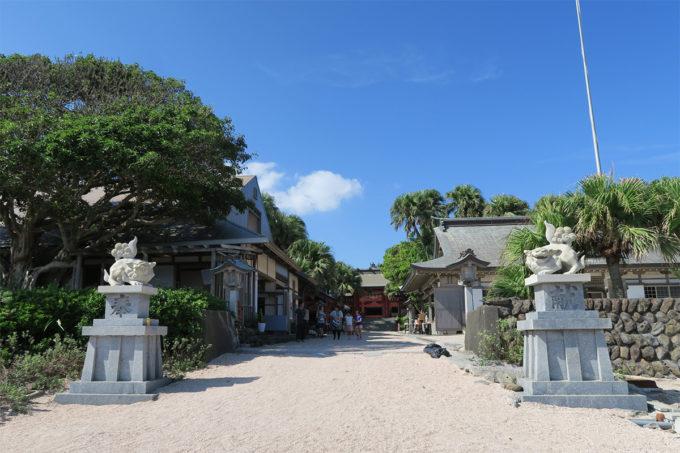 46_おもしろい青島神社でした