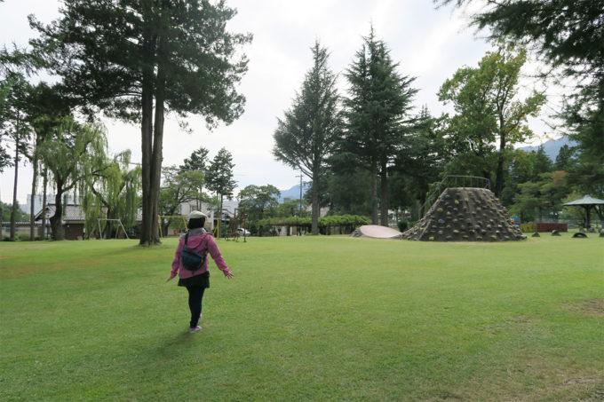27_わぁ素敵な公園!