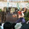 【宮崎県の旅2日目】ウルスラ学園創立60周年記念イベントに出演~夜の高千穂神社で神楽見物!
