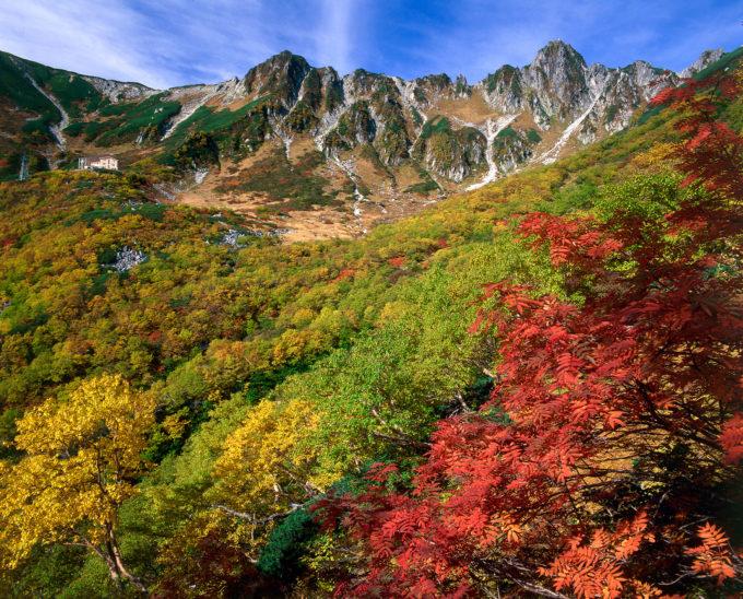9月下旬 秋の千畳敷