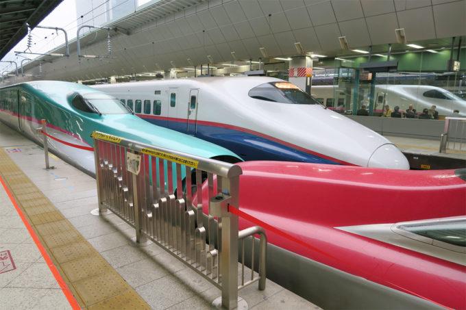02_さて、どの新幹線に乗るでしょうか?