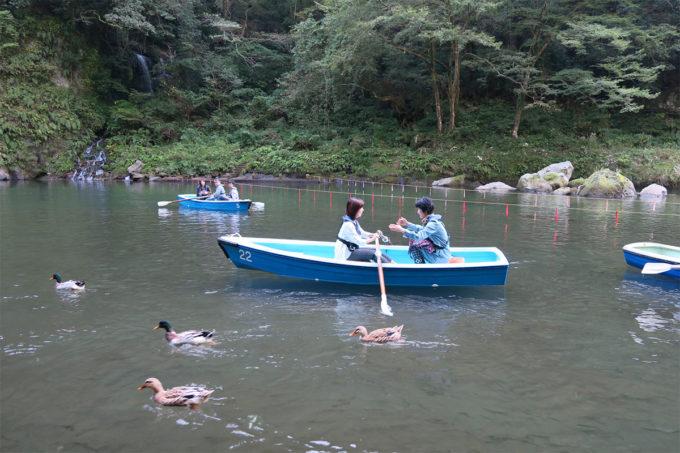 17_ボートを漕ぐのに不安な人も