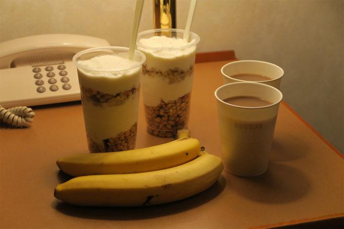 01_ホテルで朝食