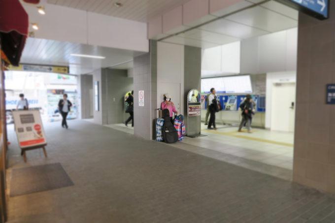 01_浦安駅で待ち合わせ