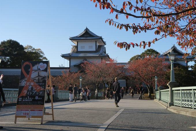 17_金沢城にやってきました