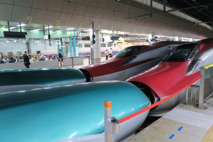 34_秋田の新幹線旅は楽しかったなぁ