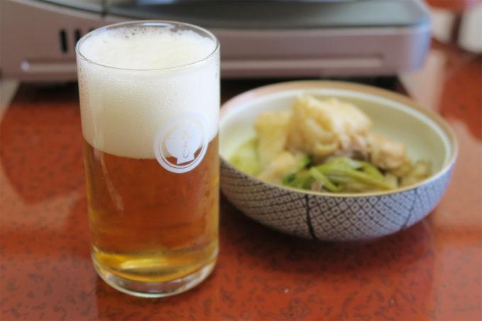 27_ビールが美味い