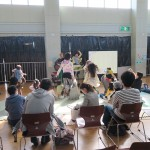 埼玉県鶴ヶ島市・上広谷児童館の「観劇鑑賞会」でコンサートを行いました☆