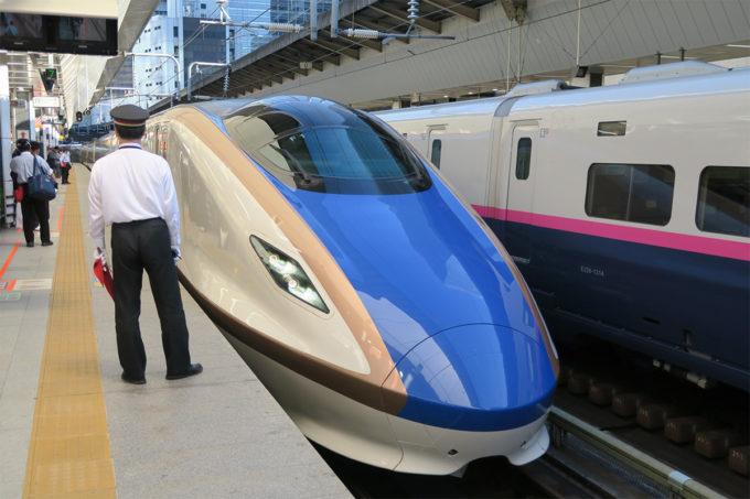 01_北陸新幹線でGO!