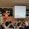 千葉県浦安市・当代島保育園、父母会主催のお楽しみ会に出演☆またしてもインドカレー!!