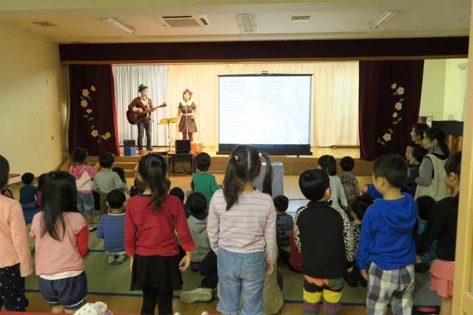 11_金沢野町・第一善隣館保育所でケチャマヨコンサート09
