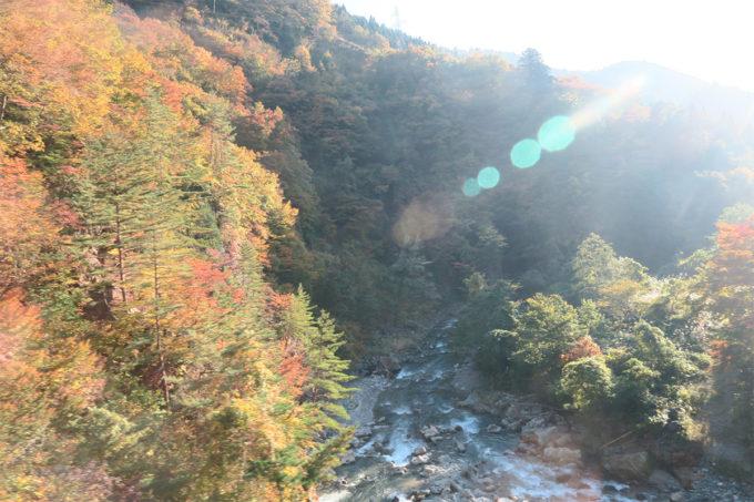 33_帰り道も美しい紅葉
