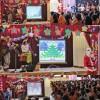 [冬の5Daysツアー] 埼玉県志木市・幸福(しあわせ)の森幼稚園クリスマス会に出演☆