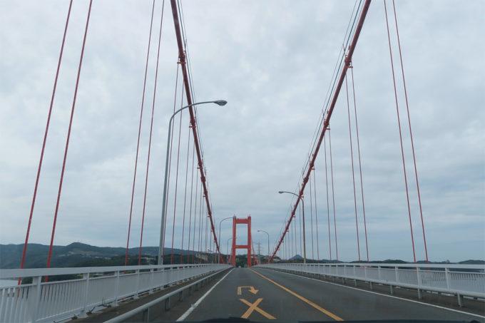05_平戸大橋を渡る