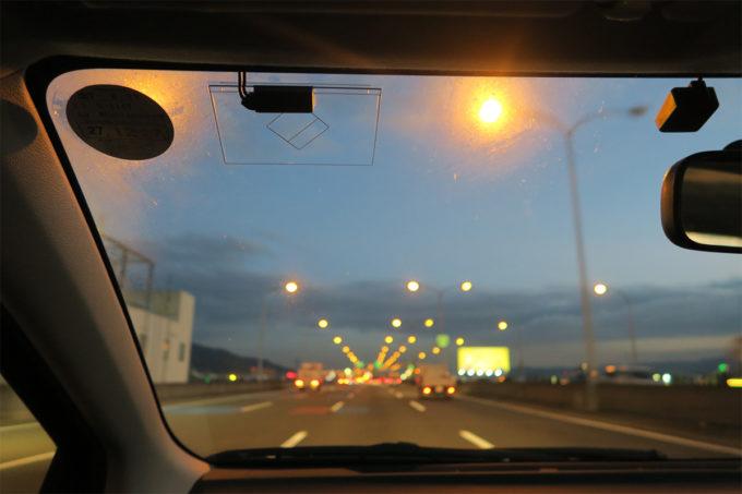 26_高速道路の綺麗な光