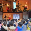 千葉県柏市・田中保育園の父母会イベントが2015年最後のコンサートです☆