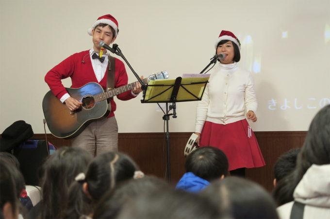 千葉市稲毛区・インプレスト稲毛クリスマス会03
